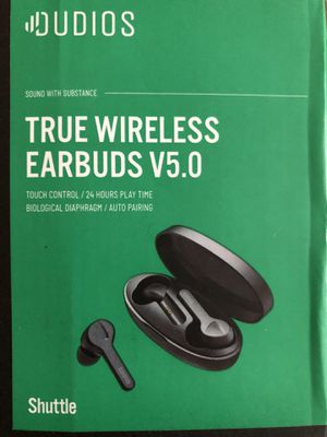 Dudios Wireless Earbuds for Sale in Gahanna, OH
