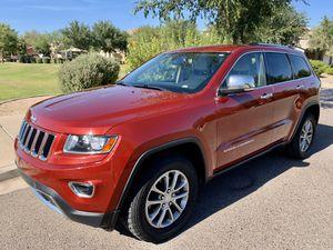 2014 Jeep Cherokee Limited for Sale in Phoenix, AZ