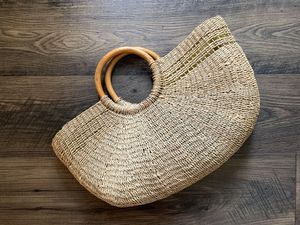 • vintage woven tote bag purse boho • for Sale in Issaquah, WA