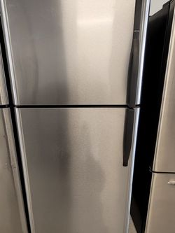 Kenmore Stainless Steel Top Freezer Refrigerator Used Good Condition With 90day's Warranty for Sale in Washington,  DC