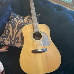 93' Epiphone Acoustic Guitar for Sale in Long Beach,  CA