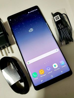 Samsung Galaxy Note 8,, Factory Unlocked&Clean IMEI+Any Carrier. for Sale in Springfield, VA