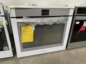 """New Whirlpool 30"""" Wall Oven On Sale 1yr Factory Warranty for Sale in Chandler, AZ"""