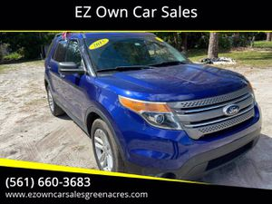 2015 Ford Explorer for Sale in Greenacres, FL
