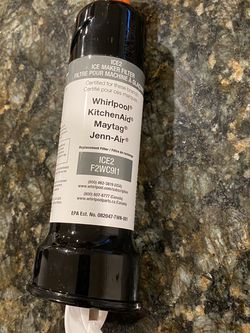 Whirlpool Ice maker Filter F2WC9I1 for Sale in Sugar Land,  TX