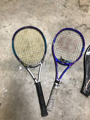 Tennis rackets and accessories for Sale in Riverside, CA