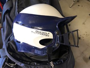 Baseball/Softball Helmet & Sports Bag for Sale in Clovis, CA