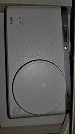 Samsung NX Mini- White for Sale in Washington, DC