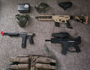 Paintball accessories for Sale in Wichita, KS