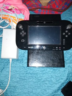 Nintendo Wii U Deluxe for Sale in San Antonio, TX