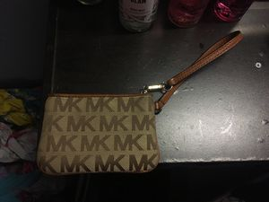Real MK wristlet wallet for Sale in Colorado Springs, CO