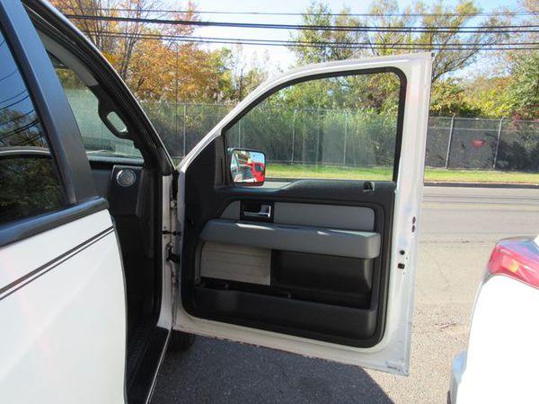 2012 Ford F150 Super Cab