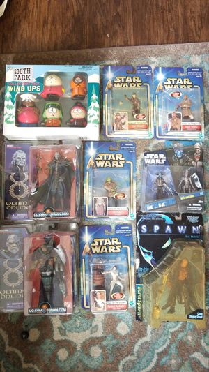 Collectable action Figures for Sale in San Diego, CA