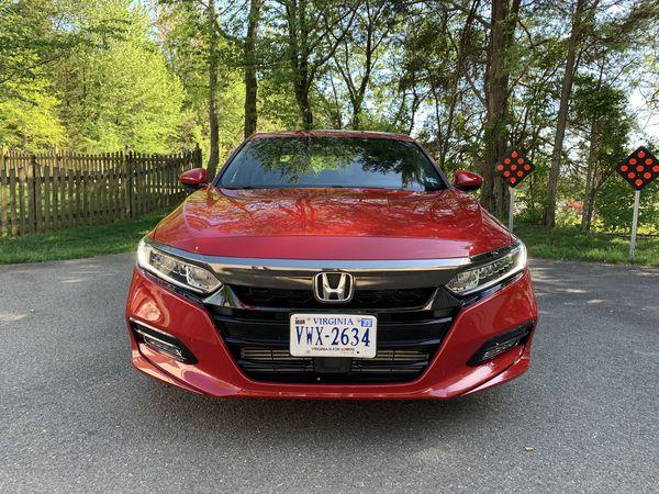 2018 Honda Accord EX (Low Miles)
