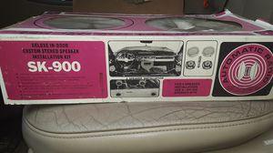 1970s car speakers for Sale in Charleston, WV