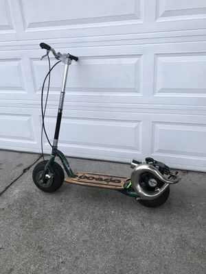 Goped Bigfoot w/ brand new Walbro high performance carb & Jet-pro pipe for Sale in Pleasanton, CA