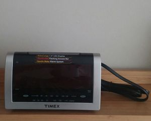 Timex Jumbo Digital Display Alarm Clock Radio for Sale in Gaithersburg, MD