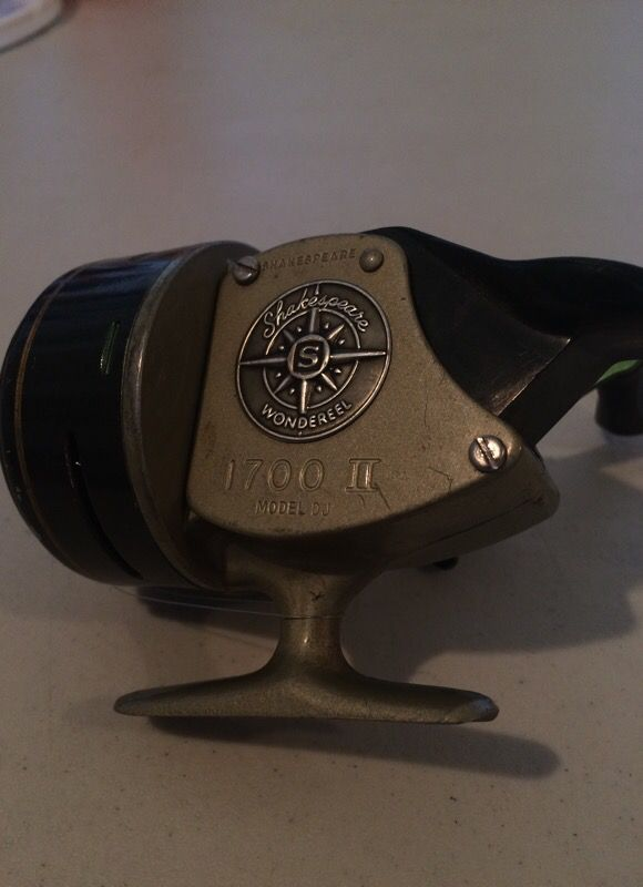 Shakespeare Vintage fishing reel