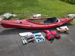 Old Town custom fishing kayak for Sale in Ingleside, IL