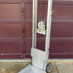 Aluminum Crank Up Hand Truck Lift Truck for Sale in York, PA