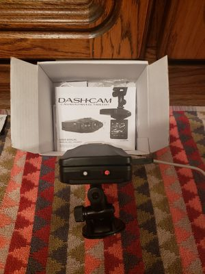 """Dashcam HD Portable DVR with 2.5"""" LCD Screen for Sale in Arlington, TX"""