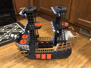 Imaginext Pirate Ship for Sale in Millsboro, DE