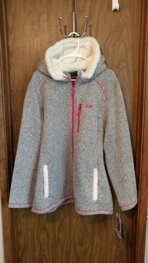 Brand new zippered jacket for Sale in Tacoma, WA