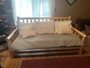 Custom Made Log Day Beds for Sale in Heber, AZ
