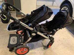 CITY SELECT DOUBLE STROLLER!!!! for Sale in Rancho Cucamonga, CA