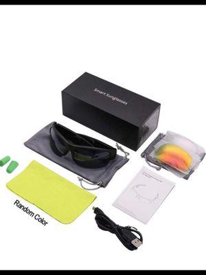 Bone Conduction Headphones Sunglasses Wireless Safety Bluetooth for Sale in Kennewick, WA