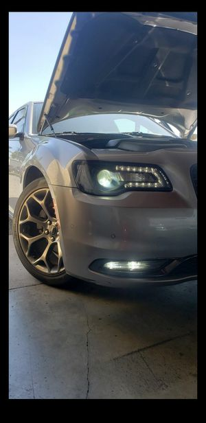 CSP Car LED lights kit MODEL 9006 / 9012 with 1 year WARRANTY. Easy plug and play Car CSP LED headlights set for Sale in West Covina, CA