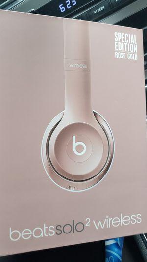 beats Solo 2 Wireless for Sale in Houston, TX