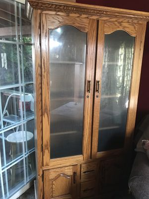 Armoire/ Storage/ Gun cabinet for Sale in Salem, OR