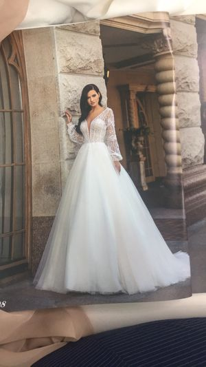 Wedding Bridal dress for Sale in Brooklyn, NY
