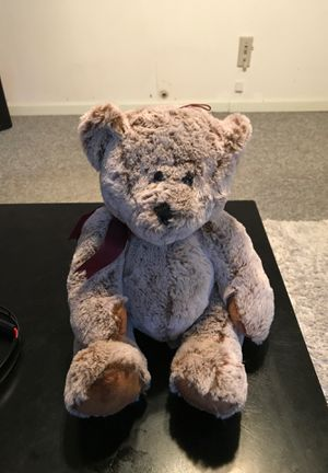 Plush teddy bear (new) for Sale in Shoreline, WA