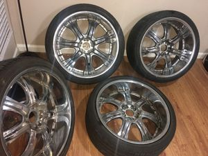 """22"""" Inch Rims for Sale in Houston, TX"""