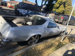 Parting out el Camino 1971- 1976 el Camino or gmc sprint for Sale in Menlo Park, CA