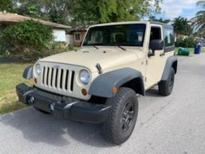 Mint Condition 2013 Jeep Wrangler SPORT 4x4 loaded clean title good miles guaranteed approval for everyone everyone for Sale in Miramar, FL