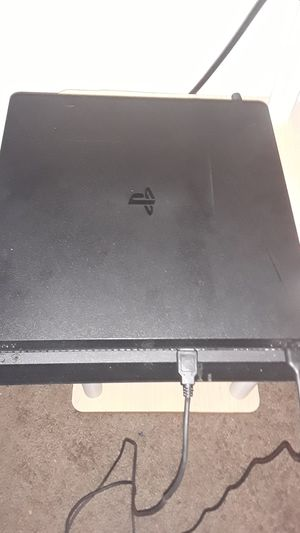 Ps4 with 2 controllers plus games for Sale in Washington, DC
