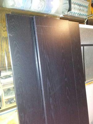 Black shelf boards (3) for Sale in Virginia Beach, VA