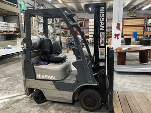 Nissan MCPL01A1SLV forklift for sale for Sale in Miami, FL