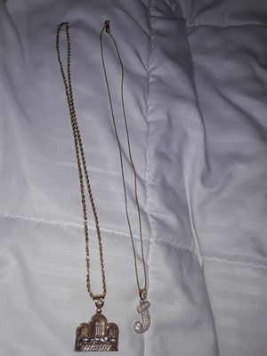 10k real gold chains for Sale in Hartford, CT