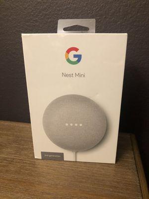 Nest Mini 2nd Generation for Sale in Covina, CA