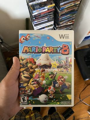 Mario Party 8 Wii for Sale in San Francisco, CA