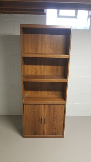 Wooden cabinet for Sale in Columbus, OH