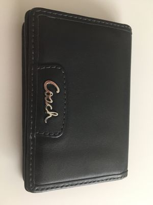 Coach Card Case for Sale in Aldie, VA