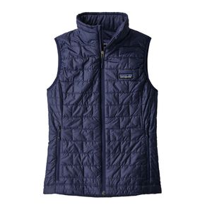Patagonia navy nano puff vest for Sale in Arvada, CO