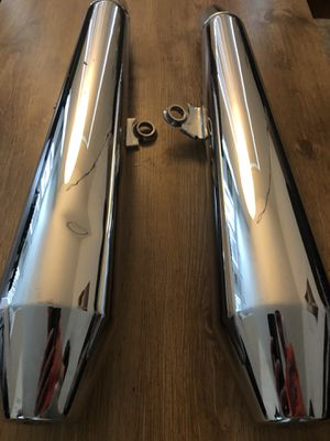 Triumph Thruxton motorcycle exhaust for Sale in Las Vegas, NV