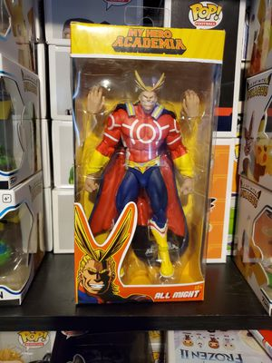 My Hero Academia All Might Silver Age McFarlane Toys Figure for Sale in North Bergen, NJ