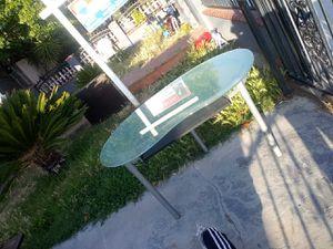 Glass desk for Sale in Long Beach, CA
